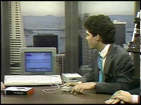 MIDI Music Atari ST, Apple, Amiga, Casio, Ensoniq The Computer Chronicles Oct. 3, 1986