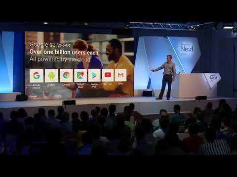 "Google Cloud Next Milan '17- Kip Schauer : ""Media in the age of Machine Learning and the Cloud"""