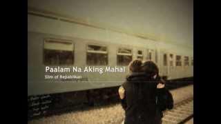 Repeat youtube video Paalam Aking Mahal - SLIM-O,BIG-L & LADY-ILL (Lyrics on Description Box)