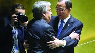 عاجل غوتيريس الامين العام الجديد يخرس الجزائر ويحرج الجبهة الانفصالية