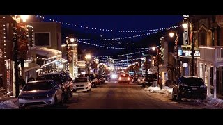 A day with the Sony RX100 V (Park City, UT) - Test Footage