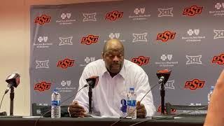 OSU Basketball: Georgetown coach reviews win over OSU