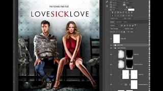 LoveSickLove Keyart Layer Buildup