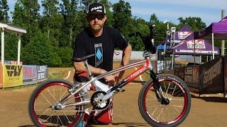 BMX Legend Billy Griggs does a bike check of his Chase RSP 3.0 XL f...