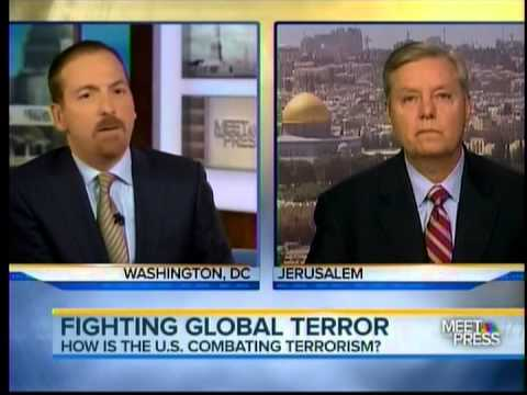 Graham Discusses Terror Threat, Foreign Policy Challenges on NBC's Meet the Press