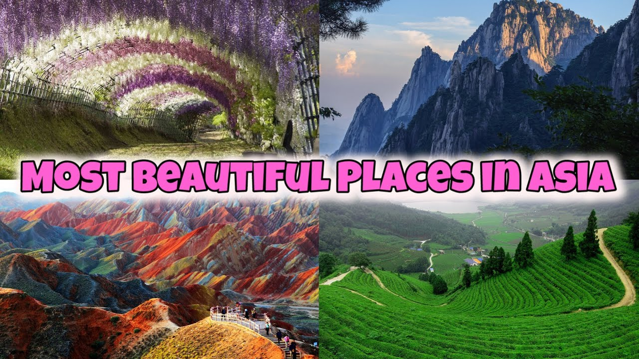 15 Places In Asia You Won 39 T Believe Exist Youtube