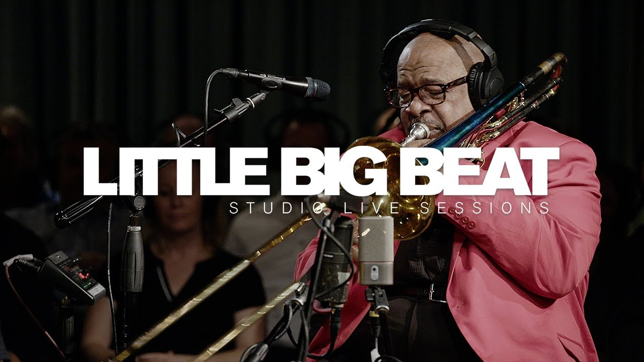 FRED WESLEY GENERATIONS - BACK AT THE CHICKEN SHACK - STUDIO LIVE SESSION - LITTLE BIG BEAT STUDIOS