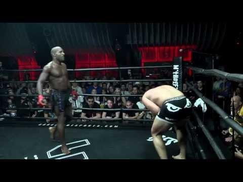 Moise Rimbon vs Alexander Gladkov DARE MMA - Bangkok, Thailand