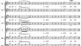 Soprano2 Handel Zadok The Priest Score