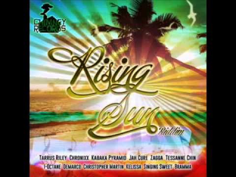 Chronixx Ft. Kabaka Pyramid - Mi Alright (With Lyrics) Rising Sun Riddim Chimney Records