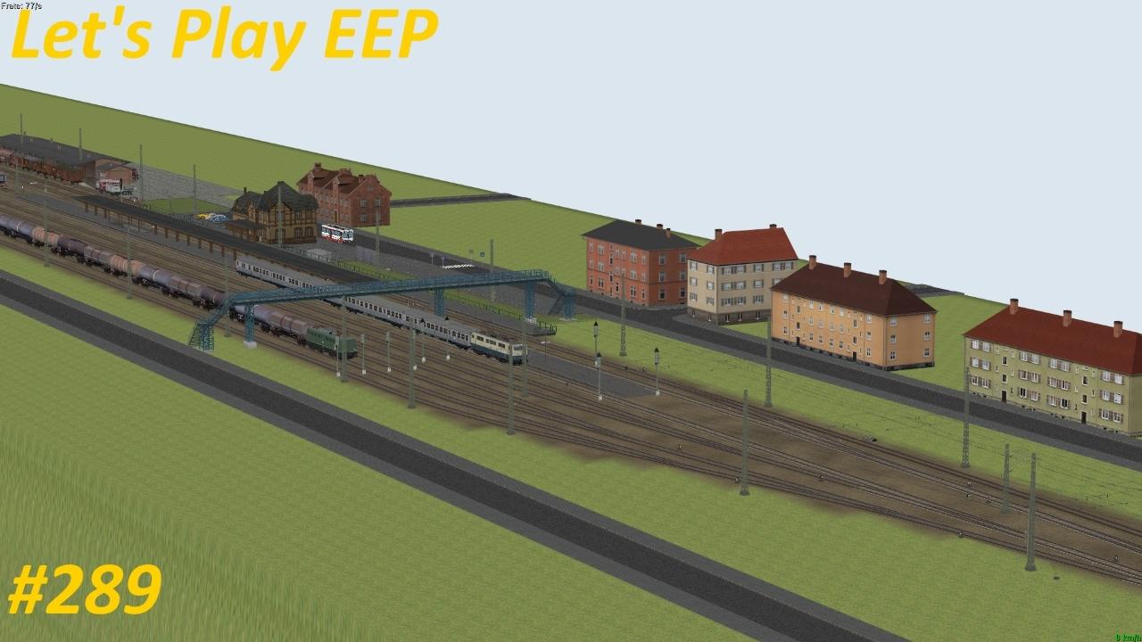 EEP 6.1 Classic #289 - Straßenbau - YouTube