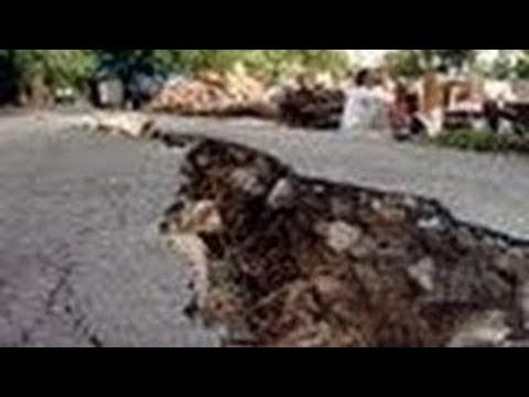 Massive! 6.6 EARTHQUAKE rocks NORTH PACIFIC OCEAN 8-12-13