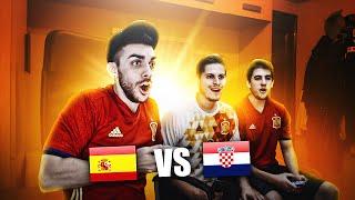 ESPAÑA 1-2 CROACIA | REACCIONANDO | EUROCOPA FRANCIA 2016