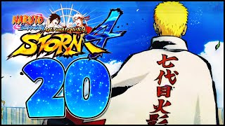 DAS ENDE + FACECAM! - #20 - (FINALE) Naruto Shippuden: Ultimate Ninja Storm 4 [LETS PLAY]