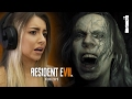 MY FIRST TIME! | RESIDENT EVIL 7 PLAYTHROUGH #1 | THE GIRL THAT GAMES