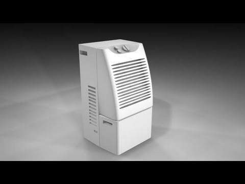 Dehumidifier Model Number Identification