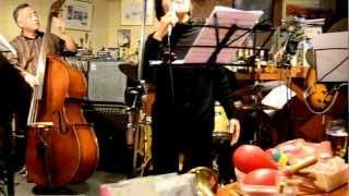 open mic night, Sunny Jazz Café, Takadanobaba, Tokyo