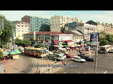 The Global Conversation in Myanmar