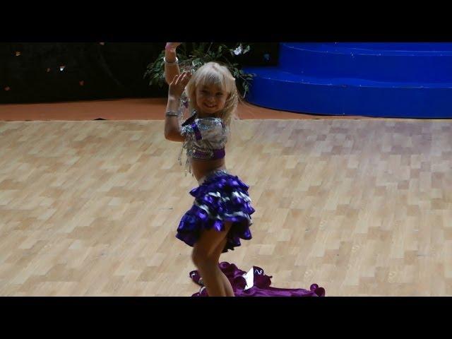 Angelina Galushkina ?? Fiesta Dance 13.