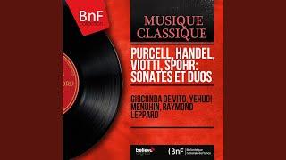 Three Concertant Duos, Op. 67, Duo No. 2 in D Major: III. Rondo. Vivace