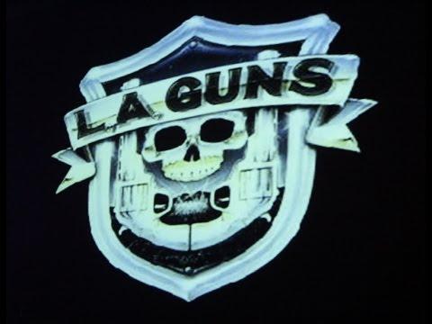 L.A. Guns - Fairies Wear Boots (Black Sabbath cover)