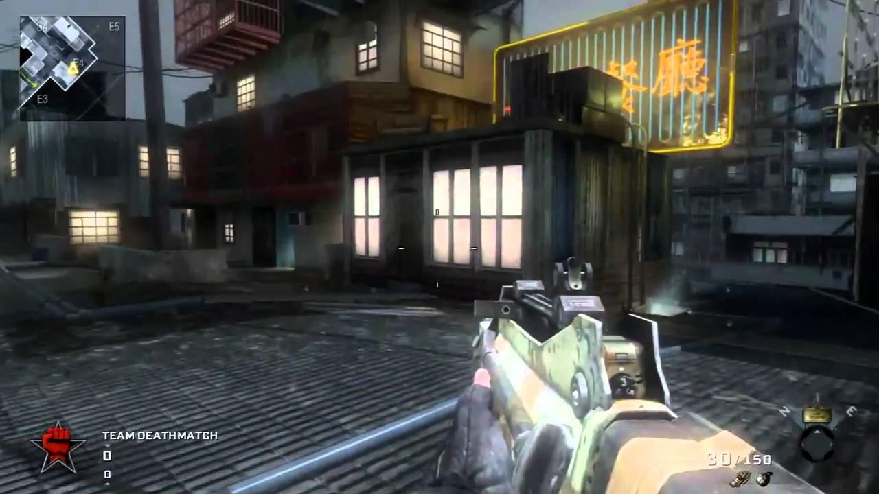 COD Black Ops First Strike Map