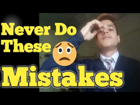 9 Mistakes You Should Never Do On Internet......!! || BIG NO || Sami Ullah Qureshi