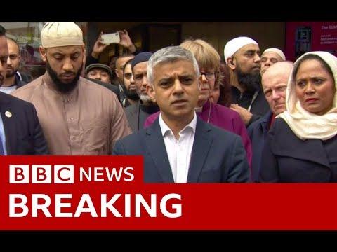 Christchurch shootings: Mayor Sadiq Khan announces extra security at London mosques- BBC News