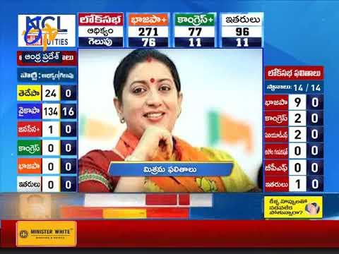 3 PM | Ghantaravam | News Headlines | 23rd May 2019 | ETV Andhra Pradesh