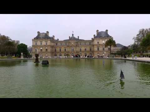 Luxembourg Gardens 3