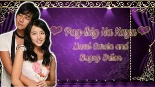 Repeat youtube video Pag-ibig Na Kaya - Liezel Garcia & Bugoy Drilon [Princess Hours Ost]