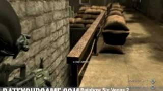 Rainbow Six Vegas 2 Kill House Realistic Gameplay