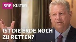 Al Gore – die Galionsfigur im Kampf gegen die Klimakatastrophe (Sternstunde Philosophie)