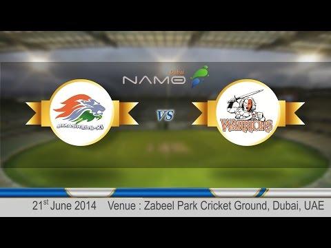 Namo Dubai Cricket at Zabeel Park