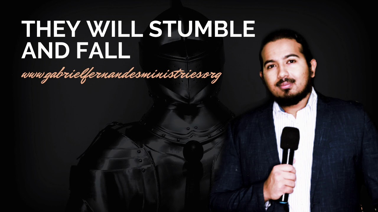 GOD WILL FIGHT FOR YOU & ALL THOSE WHO WANT TO DESTROY YOU WILL STUMBLE AND FALL, DELIVERANCE PR