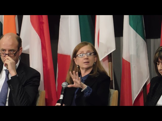 12/15/16 What's Next for Trade in a Time of Change: Anabel González