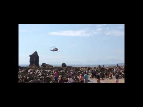 Airlift South Milton Sands 17th August 2015