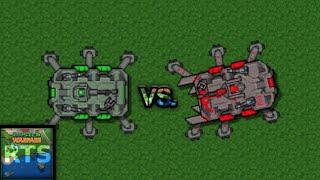 experimental-spider-vs-banished-spider-mod-rusted-warfare