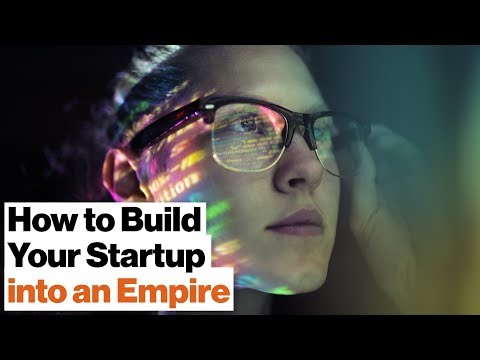 How to Build Your Startup—and Grow It into an Empire | Chris Loose