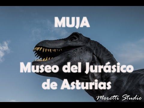 MUJA- Museo del Jurásico de Asturias - Dinosaurios