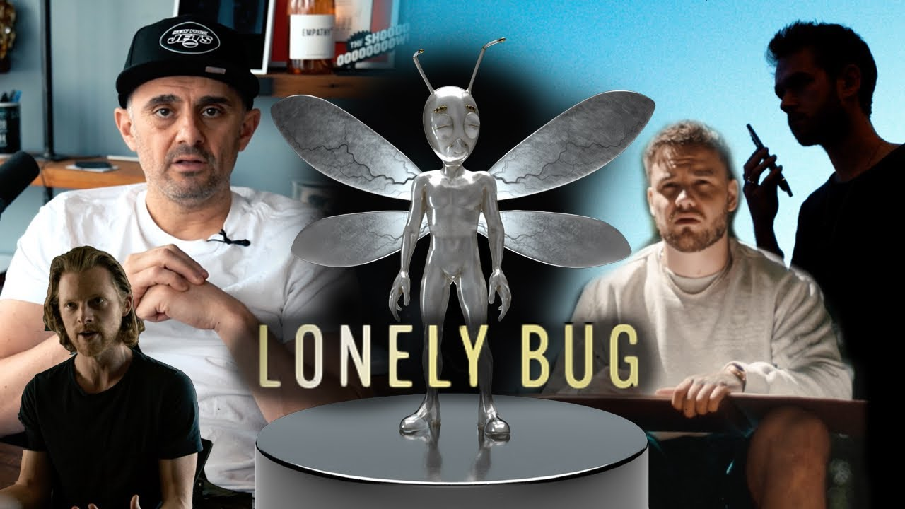 Lonely Bug Comes to Life   The Unseen Story of Creation ft Liam Payne, Zedd, SillyGabe and GaryVee