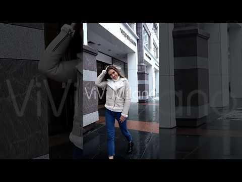 Дубленка из овчины в Москве Vivi Milano