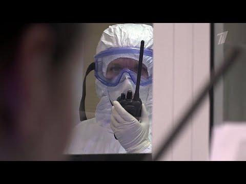 Сейчас последние данные оперативного штаба по борьбе с коронавирусом.