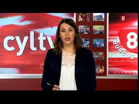 Noticias Primera Edición La 8 Burgos 27-11-2017