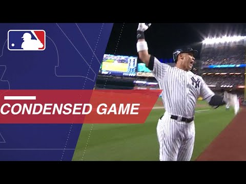 Condensed Game: OAK@NYY - 10/3/18