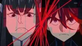 Blazing Scissor Student!! [Kill la Kill x Blazing Transfer Student]