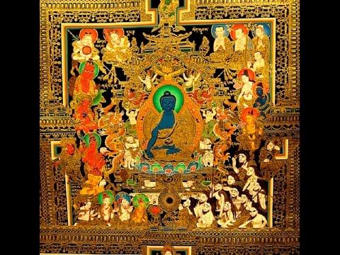 MEDICINE BUDDHA HEALING MANTRA (Tibet)