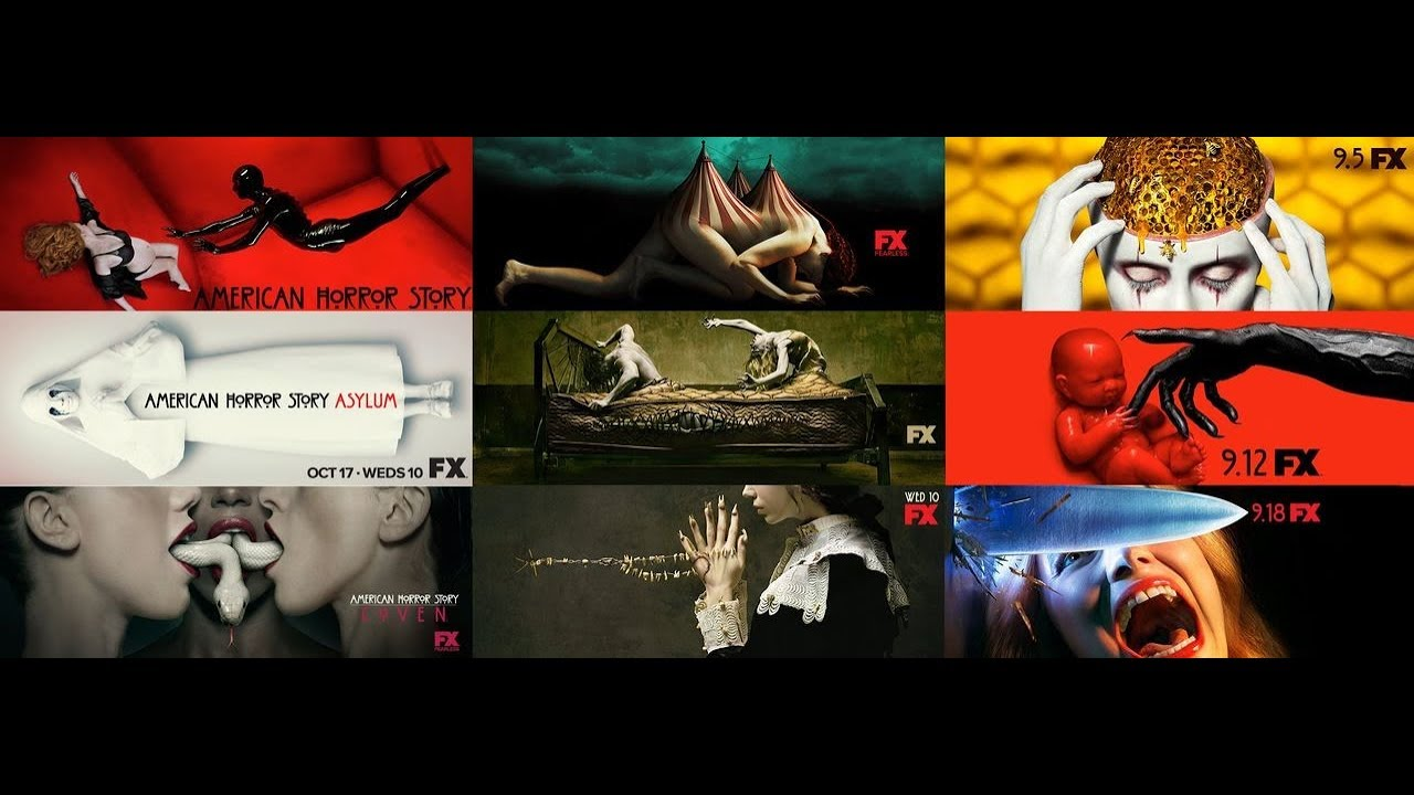 Image result for American Horror Story All Season""
