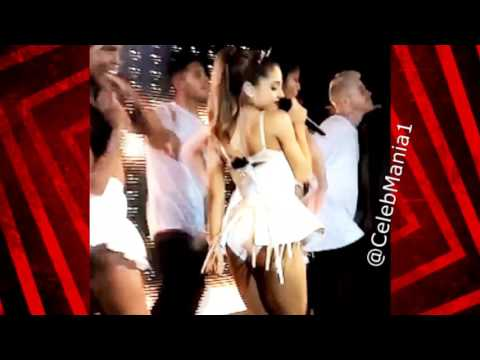 Ariana Grande - Twerk  - Hot sexy Ass Shaking Compilation Unseen Footage thumbnail