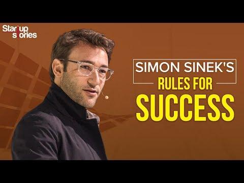 Motivational Speech By Simon Sinek | 5 Rules Of Success | Inspirational Video | Startup Stories
